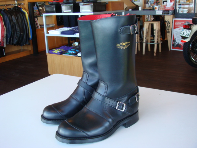 Lewis Leathers Westway Boots